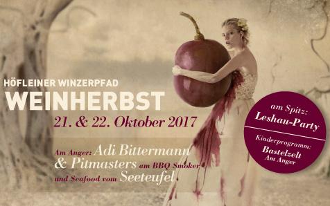 Höfleiner Weinherbst 2017
