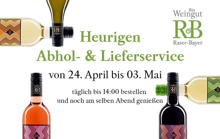 Heurigen Abhol- & Lieferservice